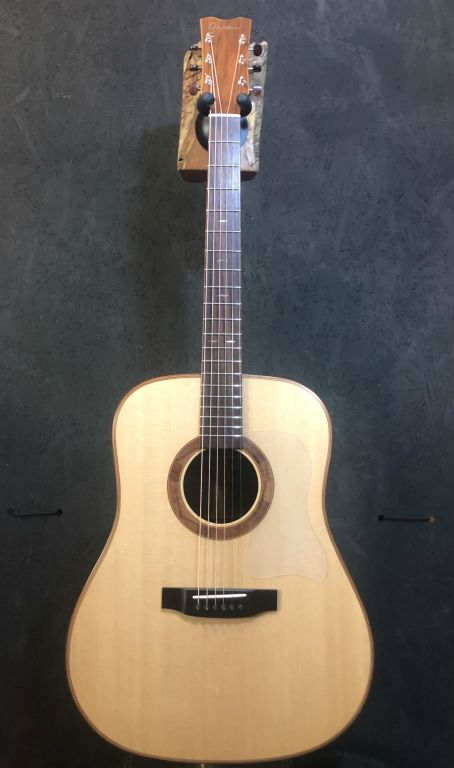 Sitka Spruce Top With Otways Blackwood Rosette